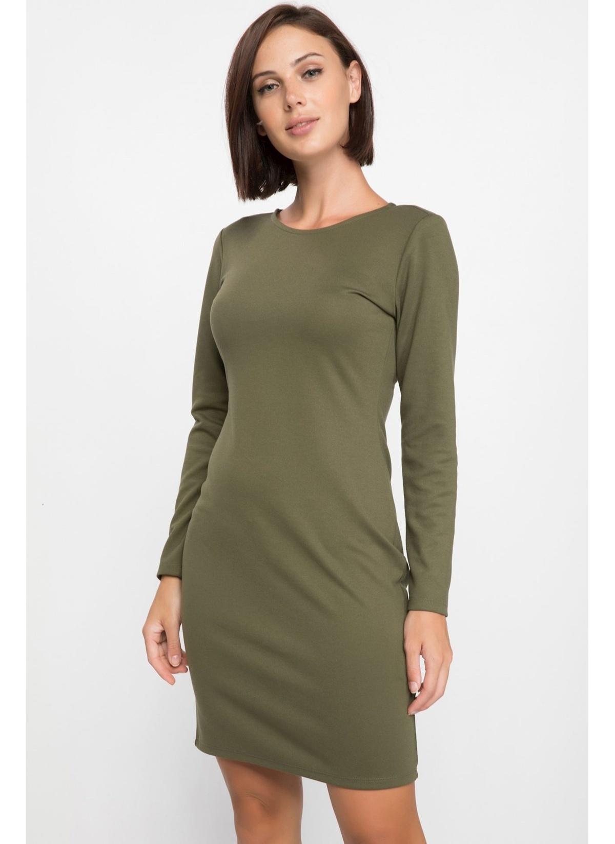 Defacto Uzun Kollu Basic Elbise J9518az18aukh215elbise – 29.99 TL